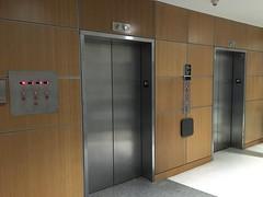 ThyssenKrupp elevators (DieselDucy) Tags: ascenseur ascensor elevator elevatorbutton georgiatech lift lyfta lyftu