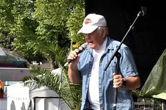 Graham Bonney (BonsaiTruck) Tags: auftritt gig graham bonney weinfest braufest rheine emstorplatz