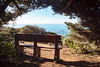 Bench with a view (John Stankovich) Tags: moonstone cambria california beach water ocean pacific usa shore
