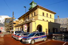 Police station (A. Wee) Tags: innsbruck tirol austria at 奥地利 因斯布鲁克 police station 警察局 europe 欧洲