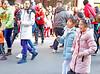 Happy Chinese New Year! (kirstiecat) Tags: happychinesenewyear chinesenewyear chicago chinatown celebration parade street canon people yearofthedog kids children