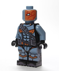 Deathstroke (wickedlemon.uk) Tags: deathstroke dc dccomics lego onlinesailin ols custom superhero superheroes super
