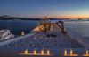 Blue hour (Vagelis Pikoulas) Tags: oia santorini thira cyclades kyklades greece island europe sea seascape landscape canon 6d tokina 1628mm winter 2018 january view nature