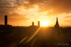 Panorama Parisien (www.fromentinjulien.com) Tags: fromus75 fromus fromentinjulien fromentin flickr view exposure shot hdr dri manual blending digital raw photography photo art photoshop lightroom photomatix french francais light traitements effets effects world europe france paris parisien parisian capitale capital ville city town città cuida colocación monument history 2017 photographe photographer eos canon 5d 5d4 markiv fullframe full frame ff 2470mm 2470 canonef2470mmf28l canon2470mf28 urban travel architecture cityscape poselongue longexposure sunset goldenhour heuredoree rooftop toit tourmontparnasse saintsulpice