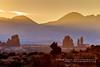 Sun kissed mountains (rkpunnamraju) Tags: outdoor greatphotomoments sunrays sunrise park arches archesnationalpark hoodoos mountains landscape nps nationalparks