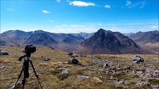 The Glencoe mountains video