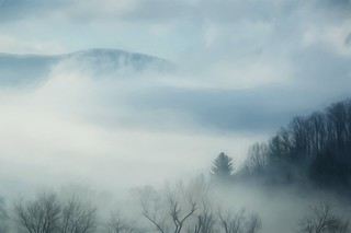 Misty Mountains 2 Cherokee National Forest
