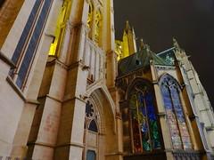 Metz - Cathédrale (Cherryl.B) Tags: cathédrale metz moselle bâtiment réligieux tourisme vitraux gothique lumières couleurs