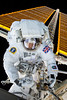 Astronaut Tim Peake EVA (NASA on The Commons) Tags: peake kopra eva spacewalk iss