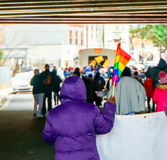 2018.01.15 Martin Luther King, Jr. Holiday Parade, Anacostia, Washington, DC USA 2-4