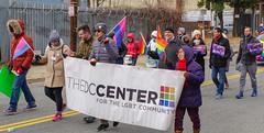 2018.01.15 Martin Luther King, Jr. Holiday Parade, Anacostia, Washington, DC USA 2345