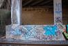Kobe, Mort, Cats, Mela (NJphotograffer) Tags: graffiti graff new jersey nj trackside rail railroad bridge kobe mort morton ckd void cats ldz crew mela