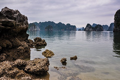 Beach in Halong bay (Valdy71) Tags: vietnam halong bay beach landscape travel valdy nikon