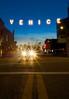 Venice, CA (Kramskorner) Tags: venice beach california sunset james muscle street photography blue hour car lights summer nights sony a7ii 24240mm long exposure
