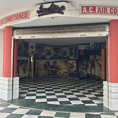 Indira Cinema[2018] (gang_m) Tags: 映画館 cinema theatre インド india2018 india kolkata calcutta コルカタ カルカッタ