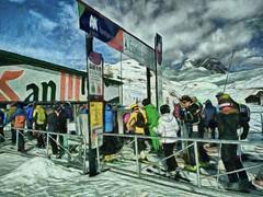 Bonito día para esquiar - Formigal (Antonio-González) Tags: formigal telesilla huesca aragón esqui angovi
