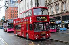 Titanic & City Tours E320MSG (busmanscotland) Tags: titanic city tours e320msg e320 msg leyland olympian oncl102rz alexander r type lothian buses 320 driver trainer