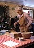 1940's Gingerbread Making (FujiRob) Tags: beamishopenairmuseum 1940s gingerbreadmen farmhouse fujifilmxe2 christmas tree