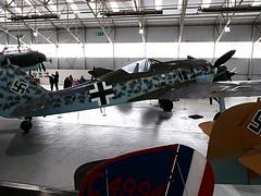 Focke Wulf 190 (Keith Coldron) Tags: aeroplane singleseat fighter singleengine