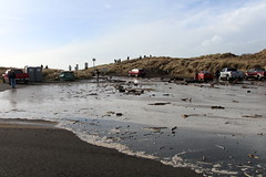 Jetty OutWash (Mïk) Tags: swellday january182018 beach hightide 30ftswells pacificocean oceanshoreswa washington notheotherwashington graysharbornorthjetty graysharbor