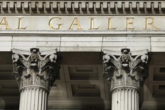 National Gallery (carolyngifford) Tags: nationalgallery trafalgarsquare london columns stone