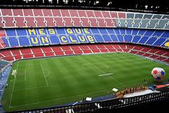 Barca Nou Camp0044 (schulzharri) Tags: spanien spain espana barcelona camp nou stadion arena estadio barca