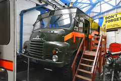 Bedford RLHZ Self Propelled Pump (Bri_J) Tags: nationalemergencyservicesmuseum westbar sheffield southyorkshire uk museum emergencyservices yorkshire nikon d7200 bedford rlhz selfpropelledpump fireengine auxiliaryfireservice