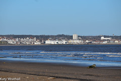 Brid (Katy Wrathall) Tags: 2018 eastriding eastyokrshire england fraisthorpe january beach coast seaside winter