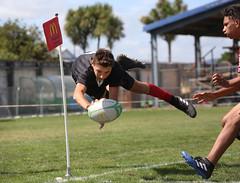 Sir Gordon Tietjens 7s Tournament (whitebear100) Tags: rugby rugbyunion sevensrugby 7s palmerstonnorth collegerugby nz newzealand northisland 2018