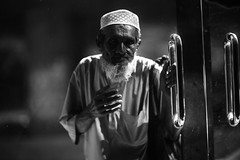 Come, Join The Club ! (N A Y E E M) Tags: beggar oldman disabled blind candid portrait noon street laalkhanbazaar chittagong bangladesh light entrance floralimited