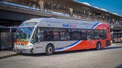 WMATA Metrobus 2014 NABI 42 BRT Hybrid #8001 (MW Transit Photos) Tags: wmata metrobus nabi 42 brt hybrid