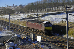 Shapbeck Quarry, Penrith, Cumbria (DieselDude321) Tags: 47245 class 47 wcrc west coast rail company 0z47 0900 carnforth steamtown craigentinny tr smd shapbeck quarry south penrith cumbria chris fudge