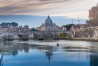 Calme et sérenité - Rome