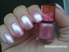 Ana Paula (5cinco) (katiaemanias) Tags: katiaemanias rosa 5cinco unhas unha polish nailpolish esmalte esmaltes nails nail nailart
