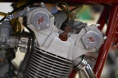 Retromobile ~ 2018 (Christopher Mark Perez) Tags: retromobile2018 retromobile classiccars vintageautomobile oldracecars oldcar portedeversailles engine motor