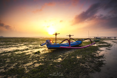 Morning Bali (Adly Wook) Tags: landscape indonesia interesting island light visit longexposure lumut outdoor ocean oversea composition tone mossy art asian awesome malaysia atmosphere nature water natural bali beautiful beach blue burningsunset
