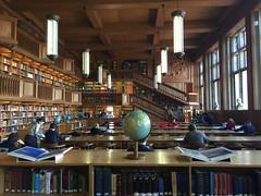 sala de lectura (Erasmusenflandes) Tags: biblioteca lovaina flandes bélgica
