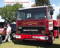 B805 AKX (Peter Jarman 43119) Tags: lincolnshire steam rally 2013