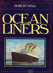 Ocean-Liners-by-Robert-Wall (Count_Strad) Tags: books nonfiction kids scifi vintage old novel