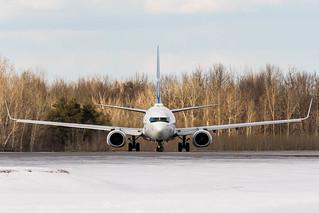 C-FKIW WestJet Boeing 737-7CT(WL)