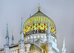 Yenidze (.:matze:.) Tags: dresden yenidze hdr night nacht