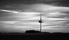 Cold tower (Rosenthal Photography) Tags: 20180202 washiz400 turm ff135 35mm rodinal12521°c7min bnw landschaft schwarzweiss ff400 bw olympus35rd analog steddorf coldtower landscape winter february nature mood blackandwhite olympus olympus35 35rd fzuiko zuiko 40mm f17 washiz washi asa400 400asa rodinal 125 epson v800 red filter redfilter