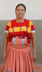 Chiapas Mexico Maya Woman Mujer (Ilhuicamina) Tags: amatenango mujer woman maya chiapas textiles potter huipil mexicana