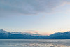 Sunset (_Ruby Huang_) Tags: alaska winter mountains snowtop ocean sunset nikon nikond800 landscape stayandwander sea mountain snow sky