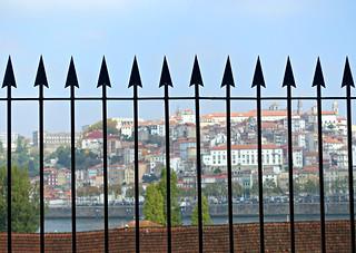 A Fence in Porto
