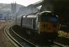 50017 Teignmouth (SydRail) Tags: 50017 royaloak teignmouth diesel locomotive railways trains sydyoung sydrail sydpix