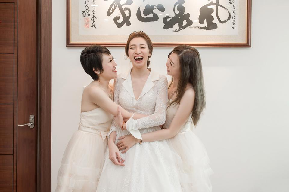 婚攝 高雄林皇宮 婚宴 時尚氣質新娘現身 S & R 088