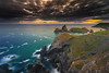 Kynance Cove (Ludovic Lagadec) Tags: cornouailles caplizard kynancecove kynance england angleterre uk royaumeuni cornwall nationaltrust unitedkingdom greatbritain landscape sunset canon6d coucherdesoleil lizardpoint cornish nature colors