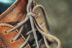 cozy (raisalachoque) Tags: samyang sonya7riii macro closeup vintage leather shoes lace 7dwf