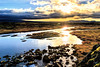 Öxarár River, Þingvellir National Park, Iceland (Aethelweard) Tags: iceland is breath taking landscapes beautiful scenery stunning sky sun blue orange landscape photography mountain beach sea ocean water bay sand sunset river breathtaking countryside rural